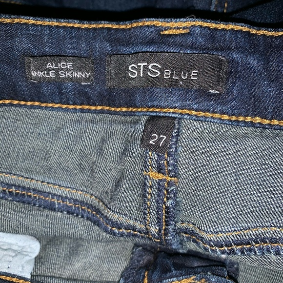 STS Blue Denim - STS Blue Jeans